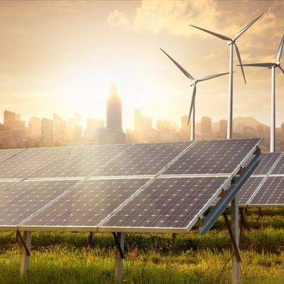 Renewables On Track To Pass Nuclear Energy