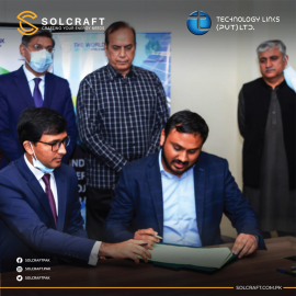 Solcraft Awarded Solarization Contract By The World Bank  Home 2 rsz contract sign world bank for sindh solar energy project 02 min 270x270